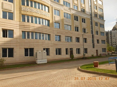 Esil Apartments МЖК